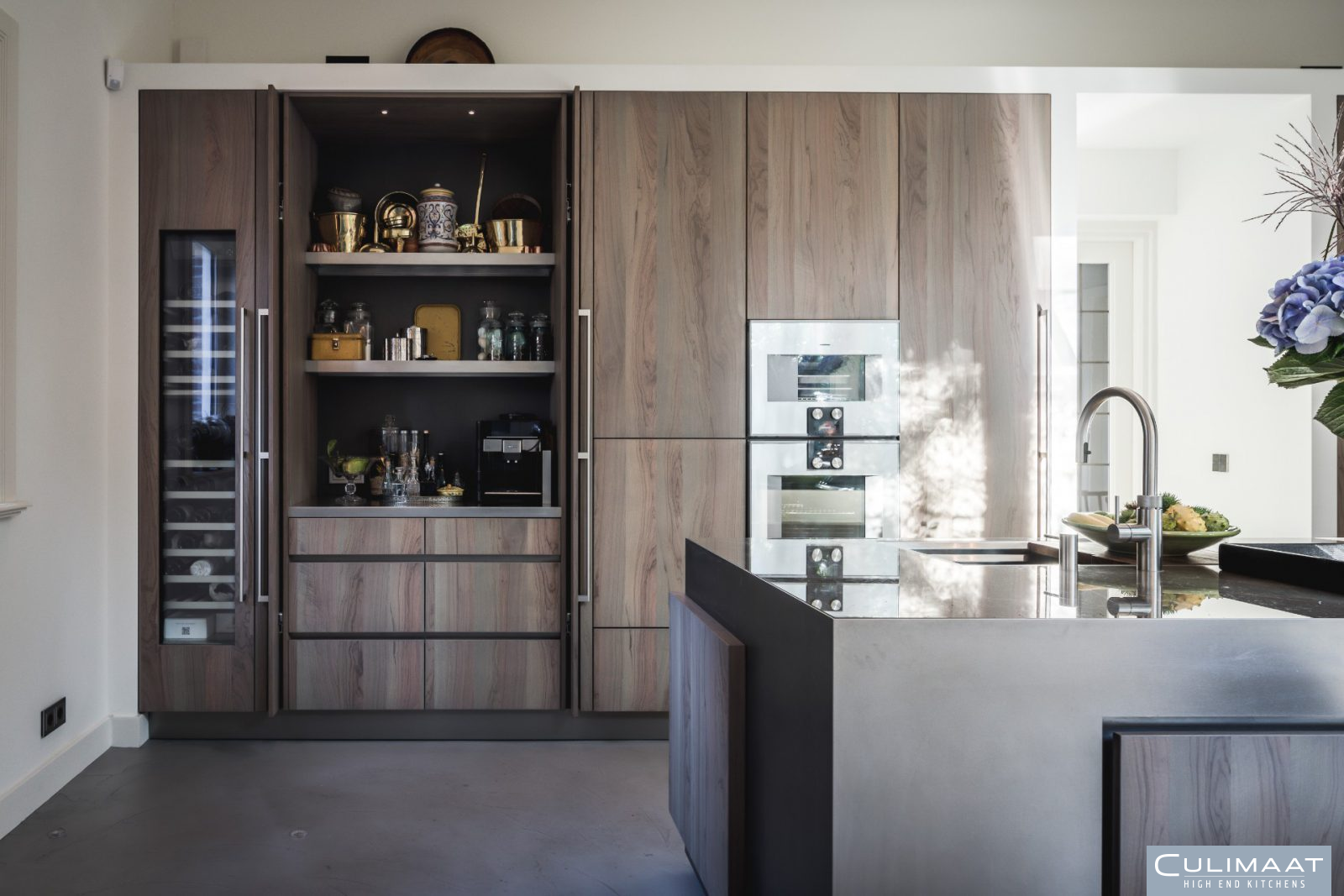 Den haag culimaat high end kitchens