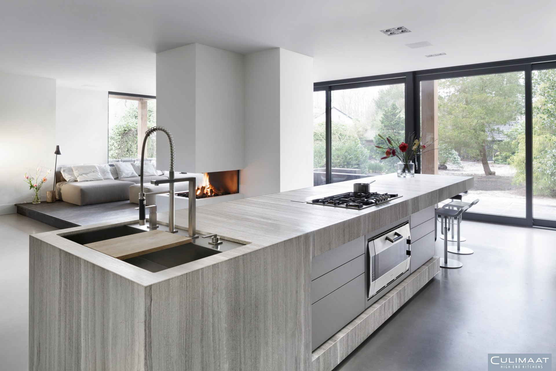 Exclusieve keuken in vught culimaat high end kitchens
