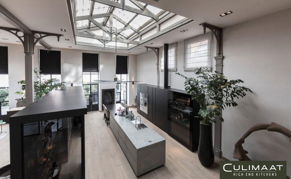 Exclusieve keuken in Amsterdam