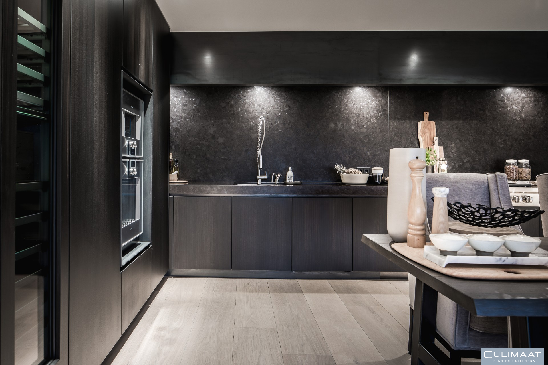 Joppe culimaat high end kitchens