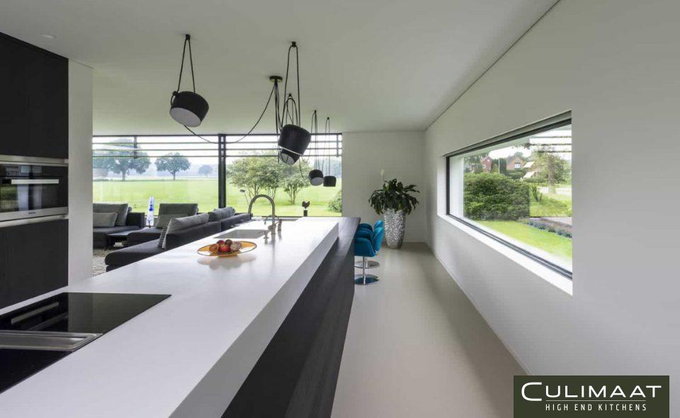 Minimalistische villa Lochem: Model Ligna
